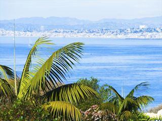 Overlooking Santa Monica Bay
