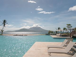 Lagoon Pool at Park Hyatt St Kitts