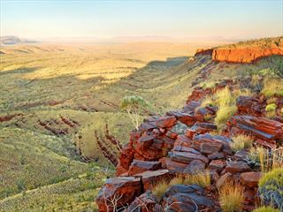 Red rocks, Karijini National Park