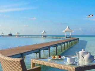 - All Inclusive Maldives & Dubai Twin Centre