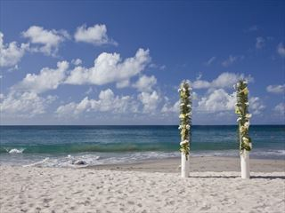 Beach setting for your BodyHoliday wedding