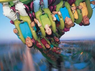 The Incredible Hulk Coaster® at Universal's Islands of Adventure®