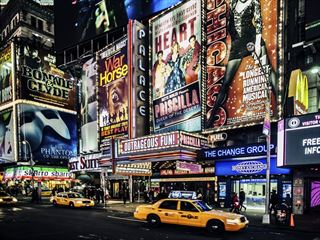 Broadway, New York