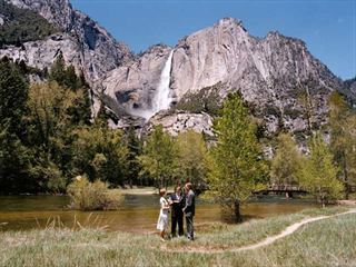 Weddings at Yosemite Falls