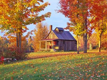 Explore New England in the fall