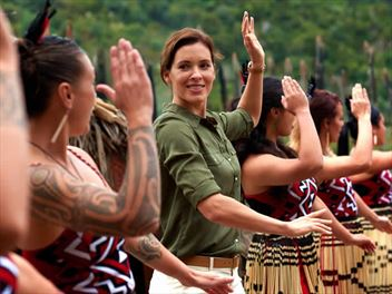 Exploring New Zealand's Maori culture