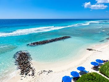 South coast, Barbados beach holidays