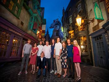 A Muggle's guide to The Wizarding World of Harry Potter - Universal Studios