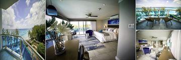Oceanfront Grand Balcony Suite at Abidah