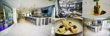Remous bar and restaurant at Abidah
