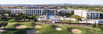 Aerial view of Anantara Vilamoura Algarve Resort