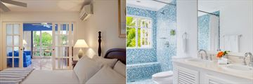 One Bedroom Ocean Suite at Couples Sans Souci