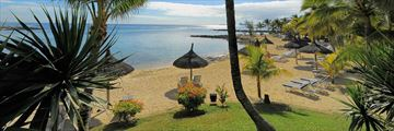Canonnier Beachcomber Golf Resort & Spa, Beach