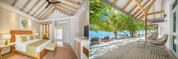 Beach Bungalow at Ellaidhoo Maldives by Cinnamon