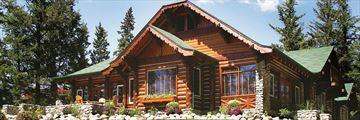 Fairmont Jasper Park Lodge, Exterior