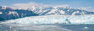 Hubbard Glacier in Alaska