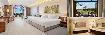 Beachfront Terrace Junior Suite at JA Palm Tree Court