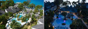 Resort view at The Club Barbados