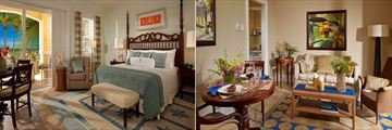 Beach House Oceanview Suite at Sandals Emerald Bay