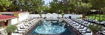 Swimming pool at Tivoli Marina Vilamoura