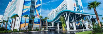Universal's Endless Summer Surfside Entrance