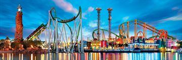 Universal Studio Roller Coasters