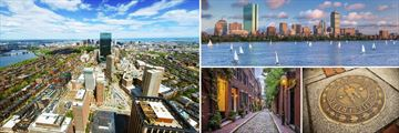 Scenery in Boston, Massachusetts