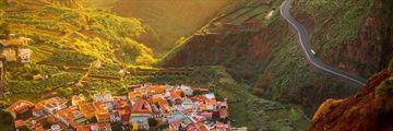 Agulo Village, La Gomera
