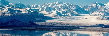 Beautiful views of Alaska