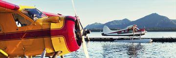 Seaplanes in Alaska