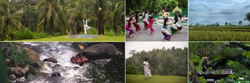 Experiences - Yoga, Balinese Dancing, Paddy Fields, Destination Dining, Tai Chi and Rafting at Alila Ubud