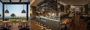 Armyra Restaurant, All Day Dining and Matsuhisa Limassol at Amara