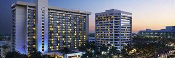 Anaheim Marriott Suites, Hotel Exterior