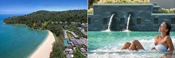 Anantara Layan Phuket Resort, Aerial View of Resort and Pool