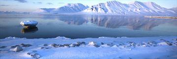 Spitsbergen Mountains