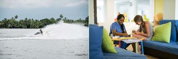 AVANI Kalutara, Watersports and Kids' Club