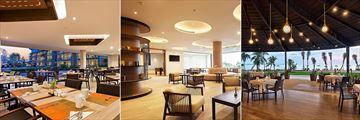 Bangsak Merlin, Nest Restaurant, Lobby and At Sea Restaurant