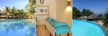 Pool and Spa Treatment Room at Baobab Beach Resort & Spa