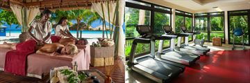 Beaches Negril Resort & Spa, Red Lane Spa Couples Treatment and Fitness Centre