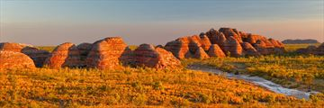 Beehives and Piccaninny Creek, Purnululu National Park