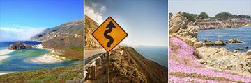Big Sur, Coastal Roads & Monterey, California
