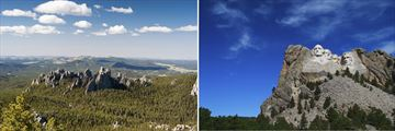 The Black Hills & Mount Rushmore, Rapid City