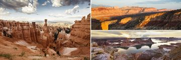 Bryce Canyon, Capitol Reef National Park & Lake Powell