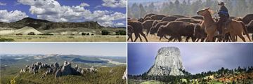 Buffalo Bill, The Black Hills & Devil's Tower