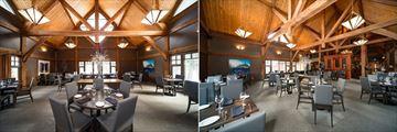 Buffalo Mountain Lodge, Sleeping Buffalo Restaurant