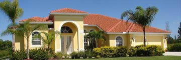 Cape Coral Area Gulf Coast Homes, Exterior