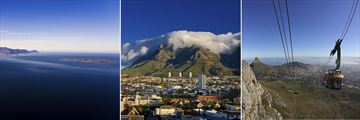 Robben Island, Cape Town & Table Mountain Cable Cars