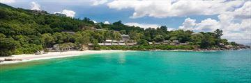 Carana Beach Hotel, Resort and Beach View