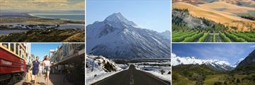 Christchurch & Mount Cook National Park