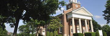 Gettysburg churches, Pennsylvania